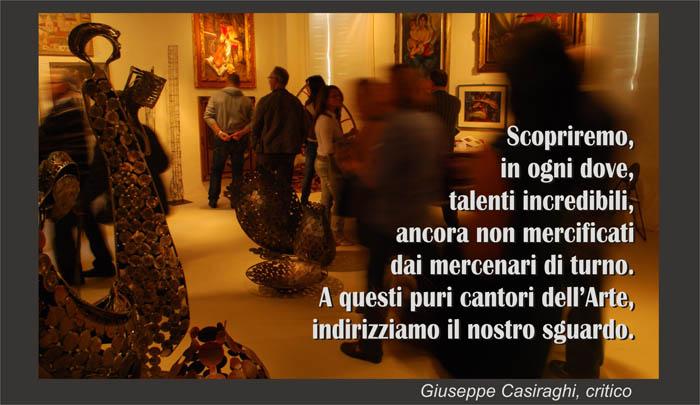 Esposizione Villa Castelbarco